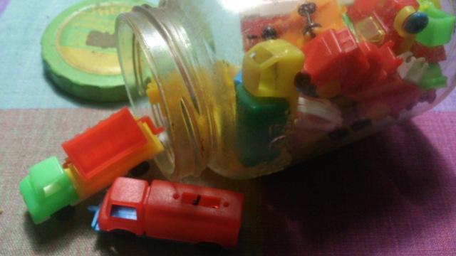 ◆◇ グリコのおもちゃ