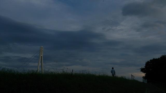 ◆◇ 早朝の浅川土手