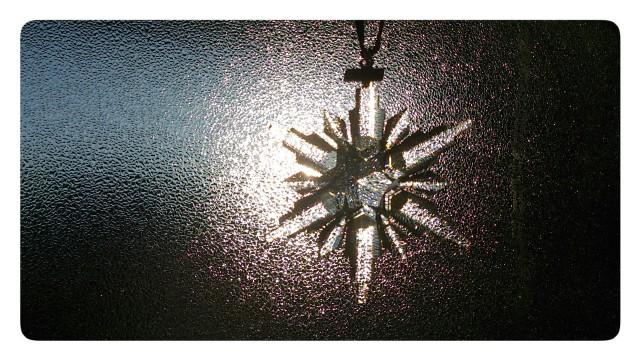 ◆◇ スワロフスキーの雪の結晶